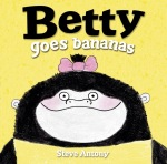 Leave a comment on this post if you'd like an opportunity to win a copy of Betty Goes Bananas.